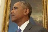 President Obama channels Frank Underwood