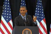 Obama on immigration: 'I will never give up'