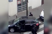 Video shows Charlie Hebdo shooters after...