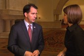 Walker on differences with Christie