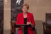 Elizabeth Warren defends Planned Parenthood
