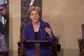 Warren: U.S. cannot turn away Syrian refugees