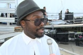 Will.I.Am on education, poverty