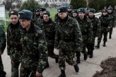 Russia begins military drills