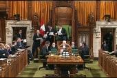 Parliament reconvenes after Ottawa tragedy