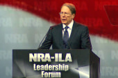 'Stand and fight' theme of NRA convention