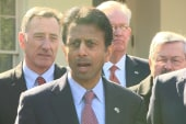 Jindal: Obama waving 'white flag' on economy