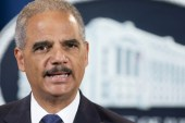 Eric Holder released from hospital
