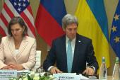 John Kerry: Jews targeted in Ukraine