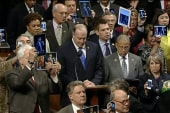Democrats stage iPad protest