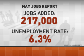 Good news from the May jobs report