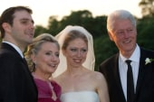 Clinton family joy brings up another question