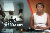 Where re-segregation is happening today