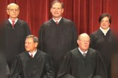 Justice Kennedy, the ultimate swing vote