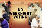 Dems announce plan to stop disenfranchisement