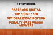 College Board overhauls SATs
