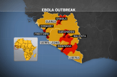 At least 670 people die from Ebola outbreak