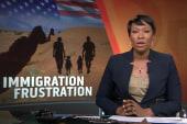 Undocumented children immigrating alone