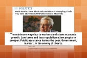 Koch brothers creating school curricula?