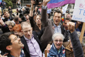 LGBT rights increasing