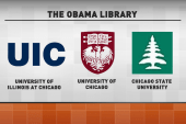 The Barack Obama library—where will it be?