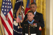 Medal of Honor awarded to Marine Corporal