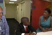 Joy Reid interviews Kid President