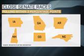 Pollster: GOP isn't guaranteed a Senate win