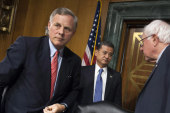 Senator faces heat for VA scandal remarks