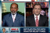 Will Republicans stall hurricane recovery...