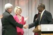 Gingrich gets Cain's endorsement