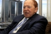 Newt Gingrich's money man: Sheldon Adelson