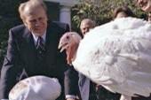 Looking back at presidential turkey pardons