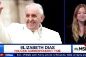 Pope's U.S. trip begins next Tuesday