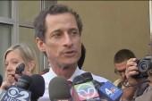 Weiner still pressing forward with campaign