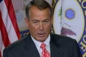Boehner: 'No substantive progress' on...
