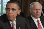 Gates' tell-all puts Obama on defense
