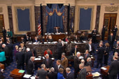Senate votes to extend unemployment benefits