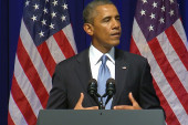 Obama wants to refocus on the economy