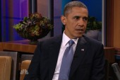 Obama's strong words for Russia ahead of...