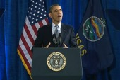 Progressive hail Obama's economy speech