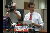 Can Weiner still win NYC mayor's race?