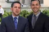 Prop 8 plaintiffs emotional after Supreme...