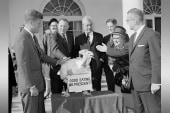 The history of the presidential turkey pardon