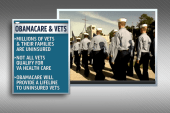 Obamacare to help veterans