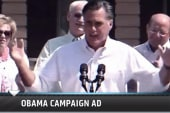 Romney, Obama camps exchange fire over...