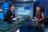 Attention pivots to Obama's agenda