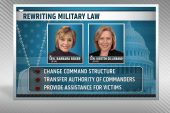 New legislation aims to fix the military...