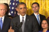 Obama talks Obamacare
