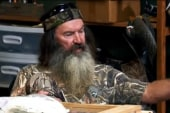 Conservatives rally around 'Duck Dynasty'...